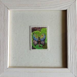Papillon - timbre