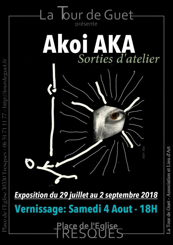 Akoi Aka 2018