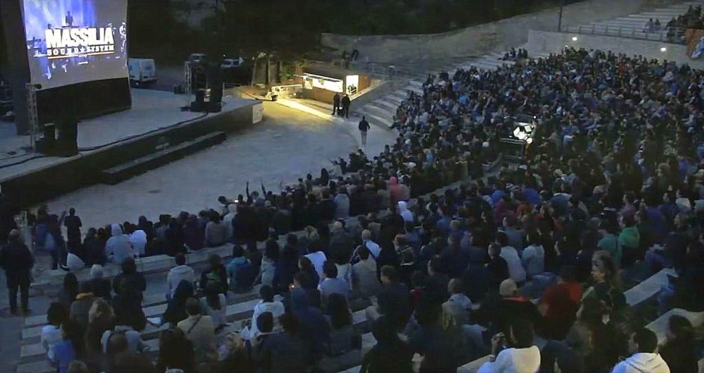 La première projection du 16 juin à Marseille
