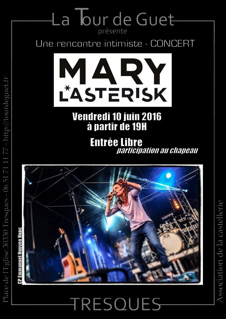 Mary Lasterisk